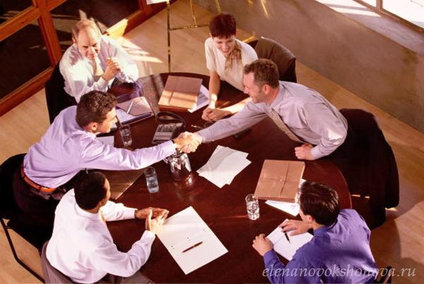 Тренинг по деловому английскому_Совещание